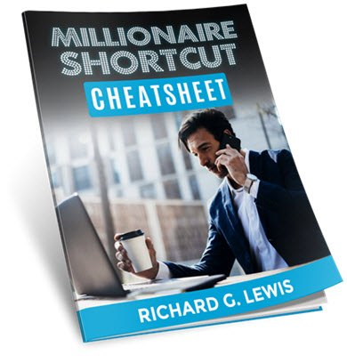 millionaire shortcut cheat sheet