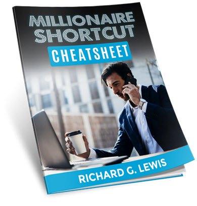 millionaire shortcut cheatsheet